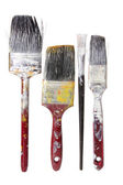 Old Paint Brushes — Foto de Stock