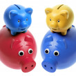 Piggy Banks — Stock Photo #11912894