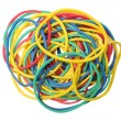 Stock Photo: Rubber Bands