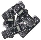 Telefoni portatili — Foto Stock