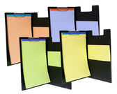 Clip Boards with Note Pads — Stock Photo