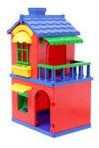 Toy House — Stock Photo