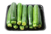 Zucchinis — Stock Photo