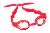 Barn simning glasögon — Stockfoto