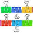 Paperclips — Stock Photo #12228533