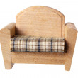 Miniature Armchair — Foto de Stock