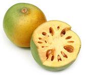 Fruta de bael medicinales — Foto de Stock