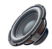 Dynamic speaker(sub-woofer) — Stock Photo