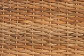 Natural rattan background — Stock Photo