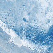 Ice background — 图库照片