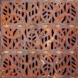Celtic Grating — Stock Photo