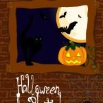 Happy halloween — Stock Vector #11704006