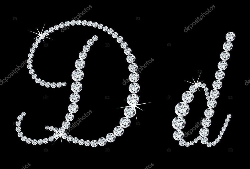 T Alphabet Charm With Diamond  Helen Ficalora