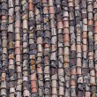 Roof tile - Stock Photo