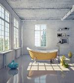 Casa de banho — Foto Stock