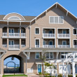 New Beach Condominiums — Stock Photo #11584634