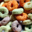 Fruit loops — Stock Photo