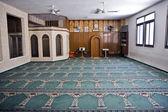 Small mosque interior — Stock Photo