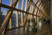 艺术画廊的安大略省建设 — 图库照片