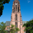 Royalty-Free Stock Photo: Frankfurt Cathedral