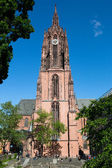 Frankfurt Cathedral — Stock Photo