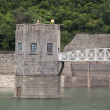 Dam in hongkong — Stock Photo