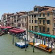 Cityscape from the Grand Canal in Venice — Stock Photo #11795168