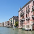 Cityscape from the Grand Canal in Venice — Stock Photo #11853638