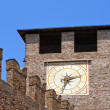 Museum Castelvecchio - Stock Photo