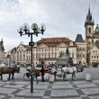 Stock Photo: Old Town square