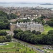 Holyrood Palace - Stock Photo