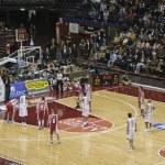Basketball game — Stock Photo