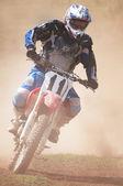 Motocross — Stockfoto