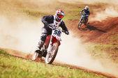 Motocross — Foto de Stock