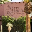 Stock Photo: Hotel California