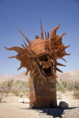 Desert Dragon — Stock Photo