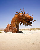 Sand Serpent — Stock Photo
