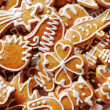 Gingerbread cookies — Stock Photo #11074548