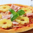Stock Photo: PizzHawaii