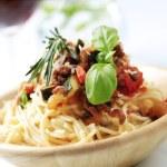 Spaghetti alla Bolognese — Stock Photo #11934866