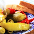 Pickled vegetables - Stock Photo