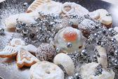 Christmas cookies — Foto Stock