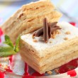 Mille-feuille pastry - Stock Photo