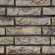 Reproduction brick wall — Stock Photo