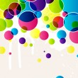 Stockvector : Colorful background