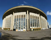 Olympic Stadium, known locally as the Olimpiyskiy or Olimpiski — Стоковое фото