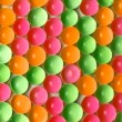 Abstract background of colorful balloons — Stock Photo