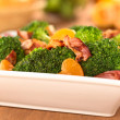 Broccoli Mandarin Bacon Salad — Stock Photo #10739142