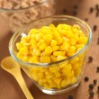 Royalty-Free Stock Photo: Sweet Corn and Tuna