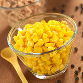 Sweet Corn and Tuna — Foto de Stock